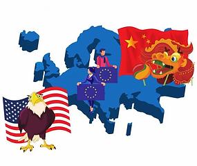 Europa Cina e USA