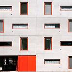 Marco rojo de Windows