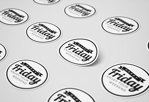 stickers pequeños, impresión de CD, Botones promocionales, POP, calcomanias, adhesivos, pegatinas, camisetas personalizadas, camisetas para empresas, corporativos bogotá