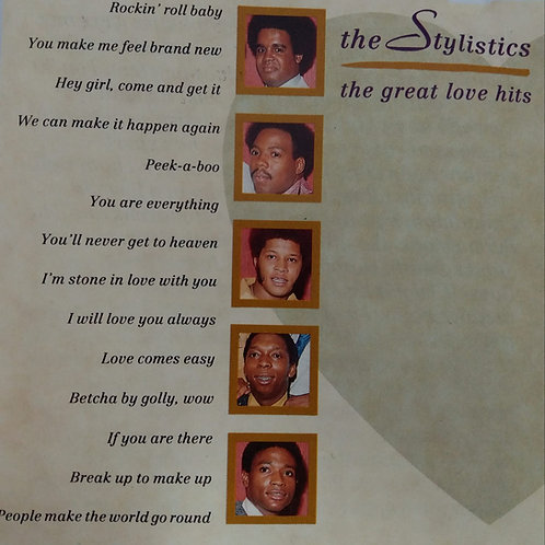 The Stylistics - The Great Love Hits