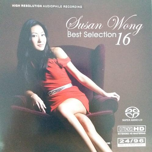 Susan Wong - Best Selection 16 (SACD)