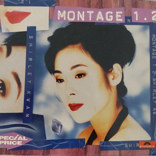 關淑怡 - Montage 1,2 (2 CD)