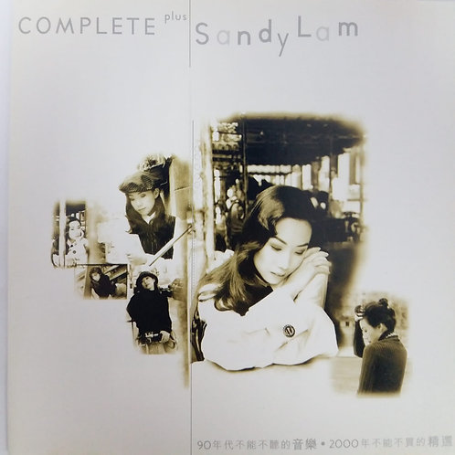 林憶蓮 - Complete Plus (2 CD)