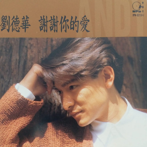 劉德華 - 謝謝你的愛 (台版)