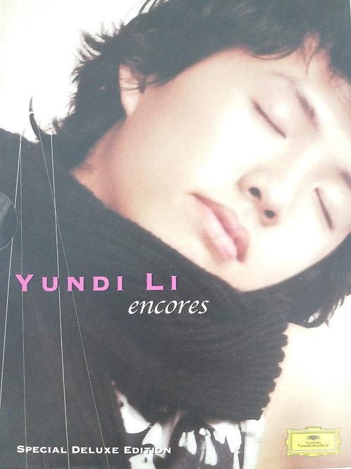 李雲迪 Yundi Li - Encores (CD+VCD)