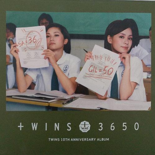 Twins - 3650 (CD+DVD)