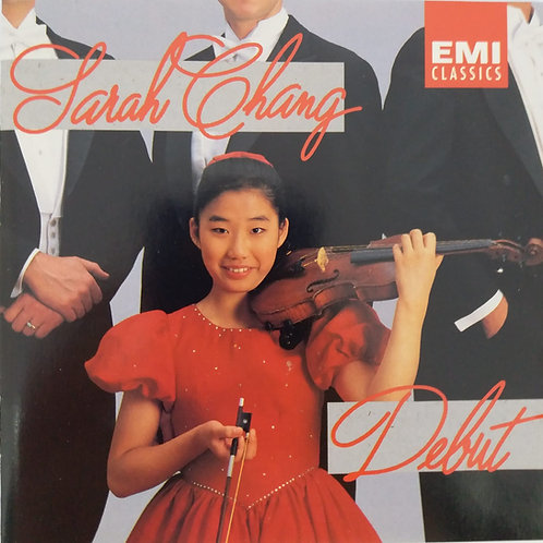 Sarah Chang -Debut
