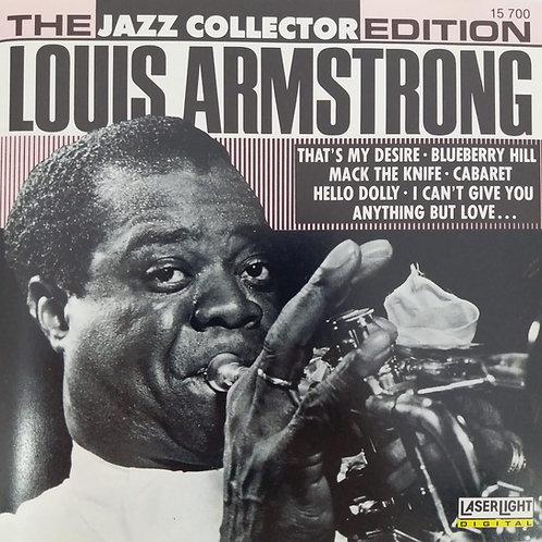 Louis Armstrong – The Jazz Collector Editon Louis Armstrong