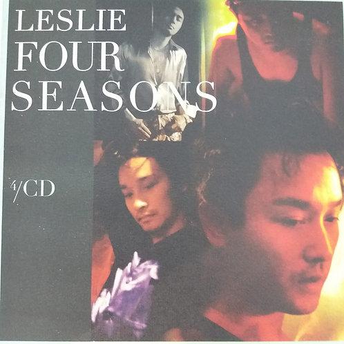 張國榮 - Leslie Four Seasons (4 CD)