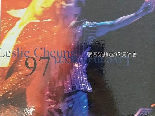 張國榮 - 張國榮跨越97演唱會 (2 CD)