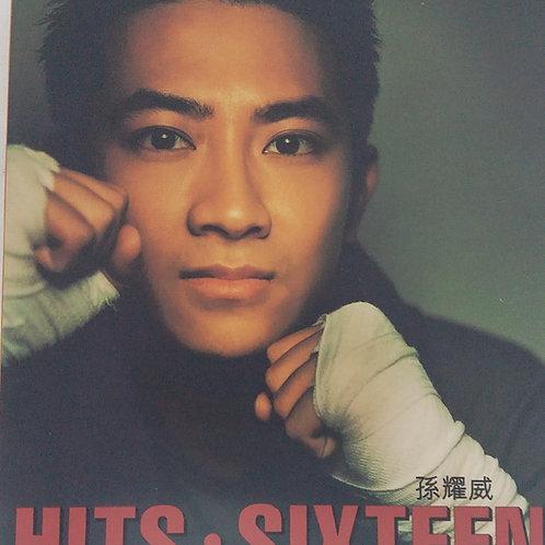 孫耀威 - Hits Sixteen