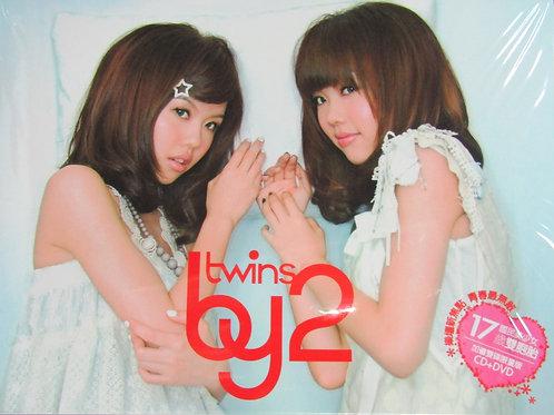 by2 - Twins (CD+DVD)
