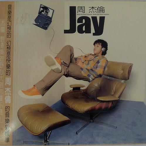 周杰倫 - 周杰倫 Jay Album