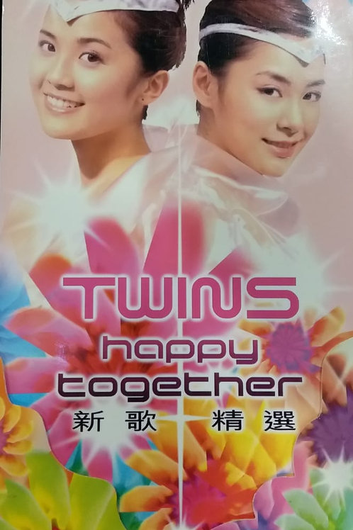 Twins - Happy Together 新曲+精選 長盒裝 (2 CD+VCD)