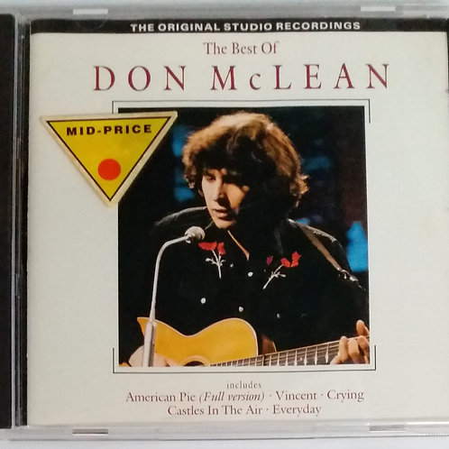 Don McLean – The Best Of Don McLean (Made in UK)