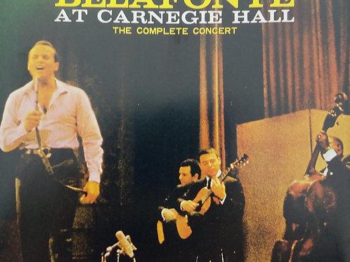 Harry Belafonte - Belafonte At Carnegie Hall (2 CD/日本1A1)
