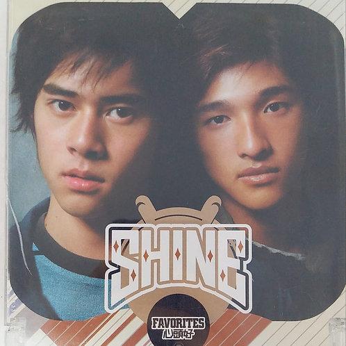 Shine - 心頭好 (CD+VCD)