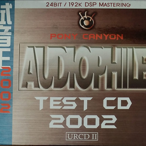 Pony Canyon Audiophile Test CD 2002
