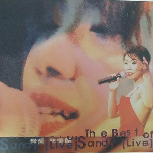 林憶蓮 - 最愛 林憶蓮 The Best of Sandy Live (2CD)