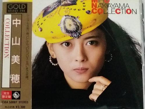 中山美穗 Miho Makayama - Miho Makayama Collection (24K日本金碟)