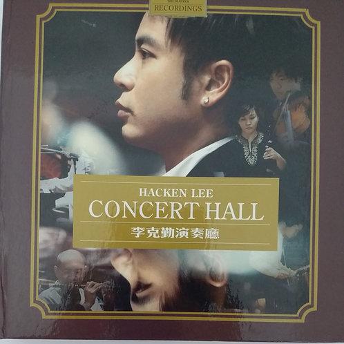 李克勤 - 李克勤演奏廳 (2-Sided Disc - CD&DVD)