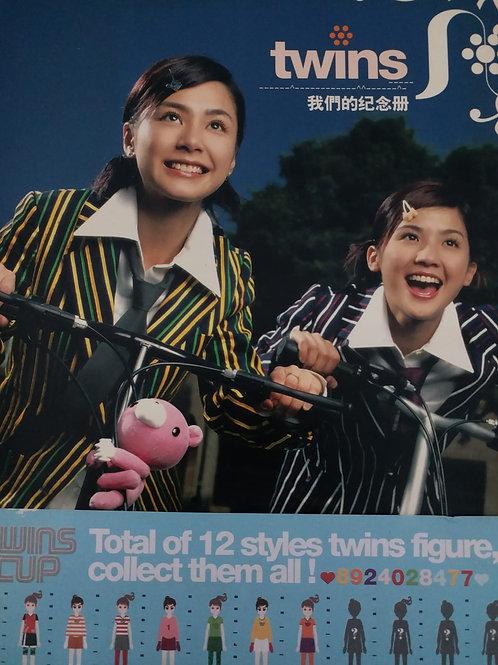 Twins - 我們的紀念冊 (CD+VCD)