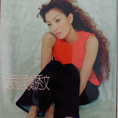 鄭秀文 - 很愛很愛 (CD+VCD)