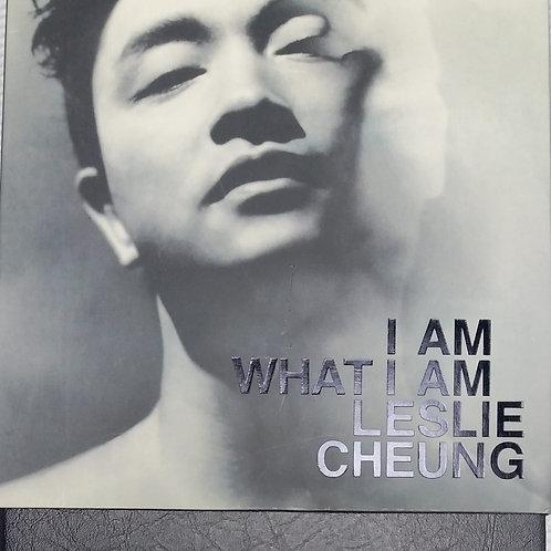 張國榮 - I Am What I Am (2 CD+DVD)