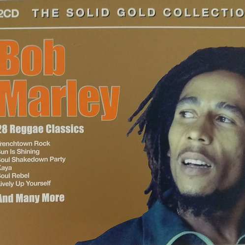 Bob Marley - The Solid Gold Collection (2 CD)