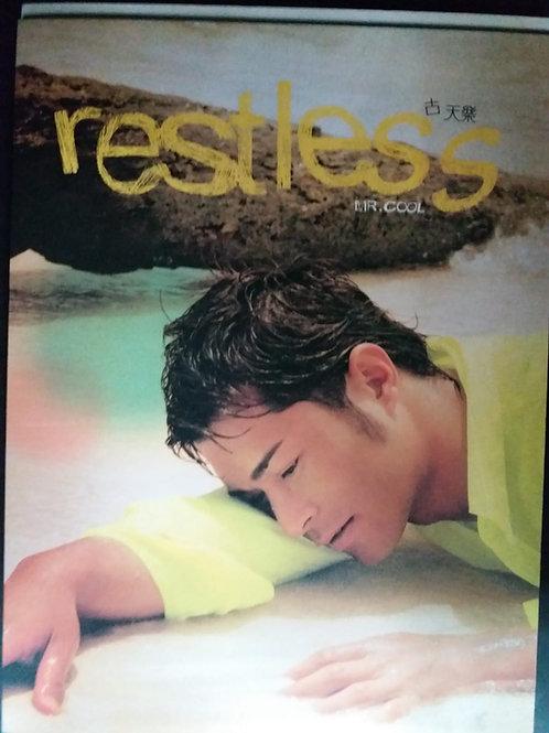 古天樂 - Mr. Cool 寫真 restless (2nd Version) AVCD