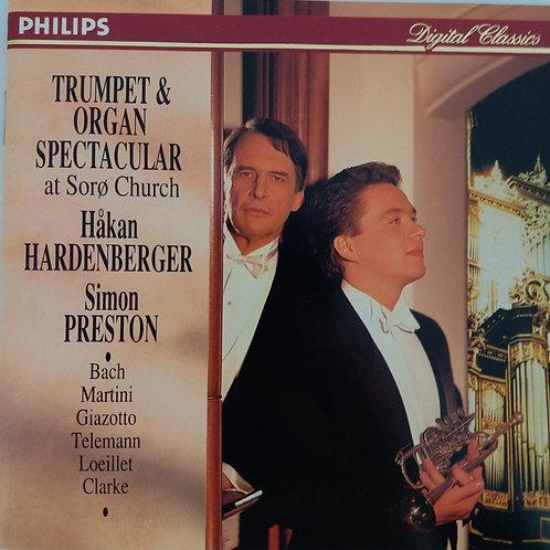 Trumpet & Organ Spectacular at Sorö Church