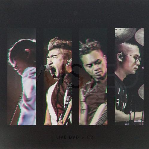 Kolor - Twisted Live 2016( 2 DVD + 1 CD/DSD)