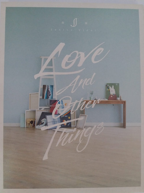 衛蘭 - Love And Other Things