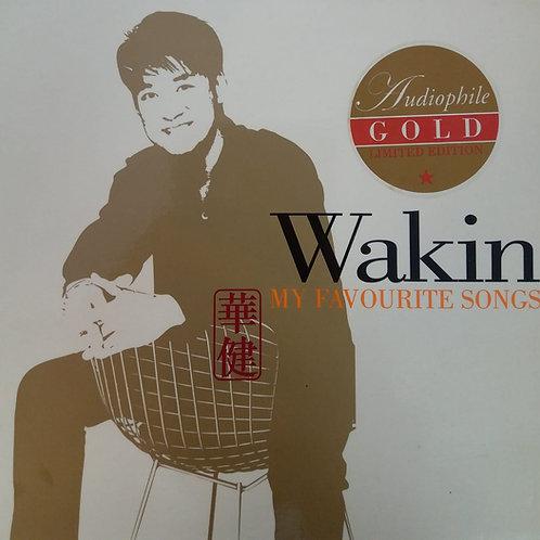 周華健 - Wakin My Favourite Songs(金碟)