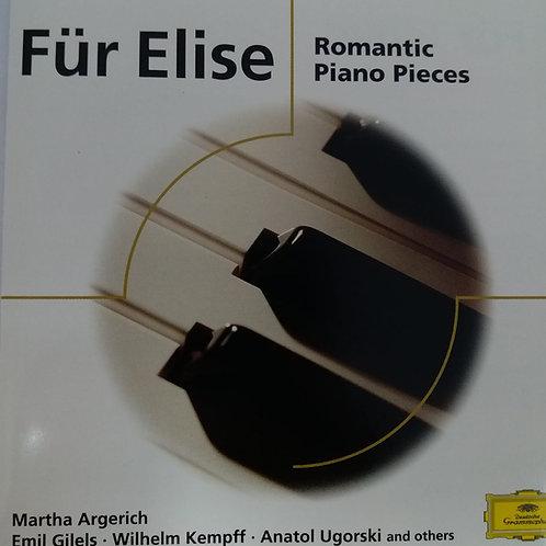 Für Elise: Romantic Piano Pieces - Eloquence / Var