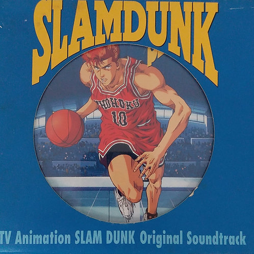 TV Animation Slam Dunk Original Soundtrack
