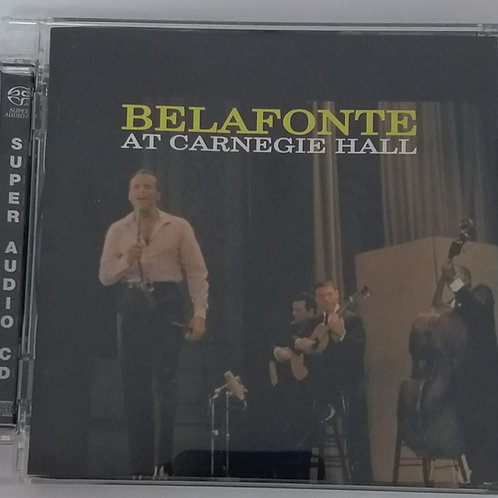 Harry Belafonte - Belafonte At Carnegie Hall (SACD)