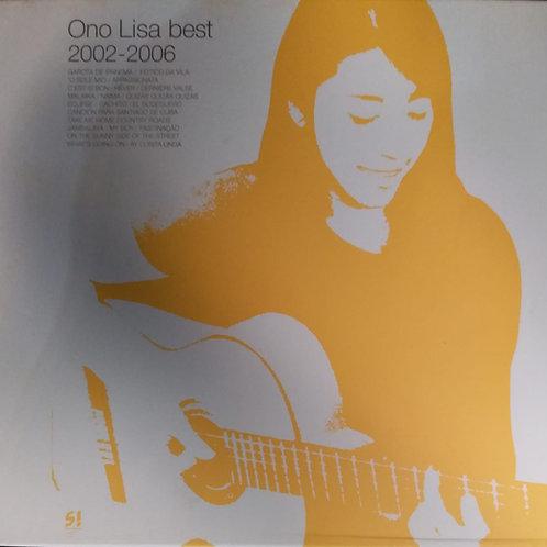 小野麗莎 Lisa Ono - Ona Lisa best 2002-2006