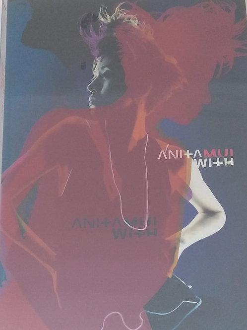 梅艷芳 - WITH (Audio CD+VCD)