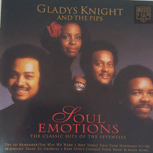 Gladys Knight And The Pips - Soul Emotions