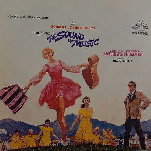 Rodges And Hammerstein's The Sound Of Music -An Original Soundtrack Recording