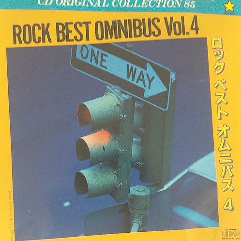 CD Original Collections 85 Rock Best Omnibus Vol. 4 ロックベストオムニバス 4