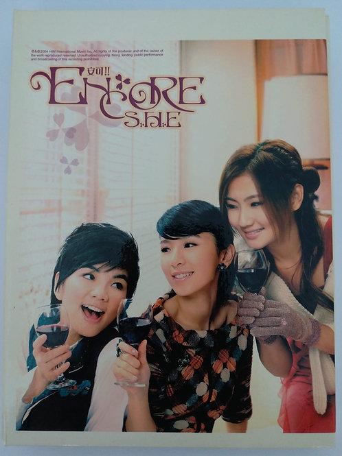 S.H.E - Encore 安可!! (CD+VCD)