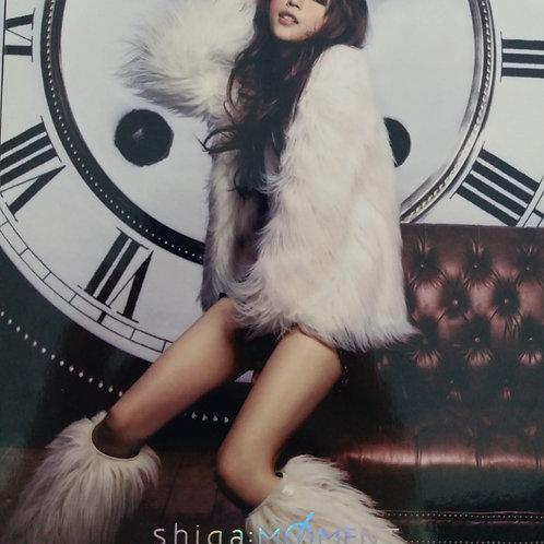 連詩雅-Moment (CD+DVD) Shiga Lin