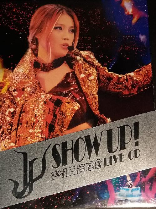 容祖兒 - Show Up (2 CD/全新未開封)