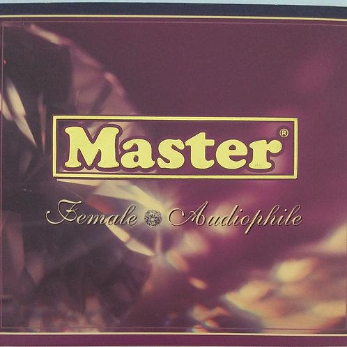 Master Female Audiophile