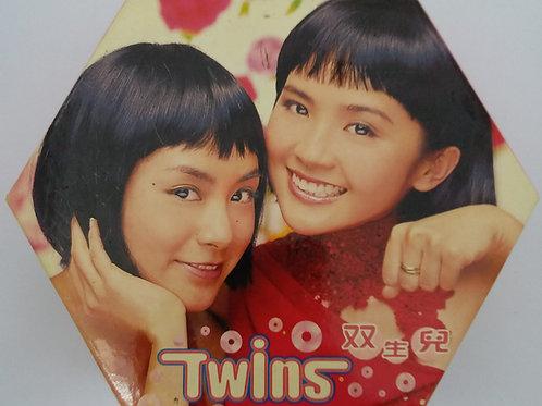 Twins - 雙生兒 (CD+VCD)