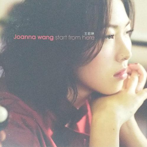 王若琳 Joanna Wang - Start From Here (2 CD)