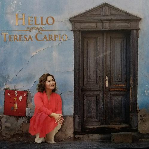 杜麗莎 Teresa Carpio - Hello