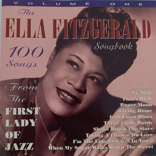 Ella Fitzgearld - The Ella Fitzgearld Songbook